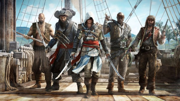 Assassin's Creed Black Flag Wallpaper for Desktop ...