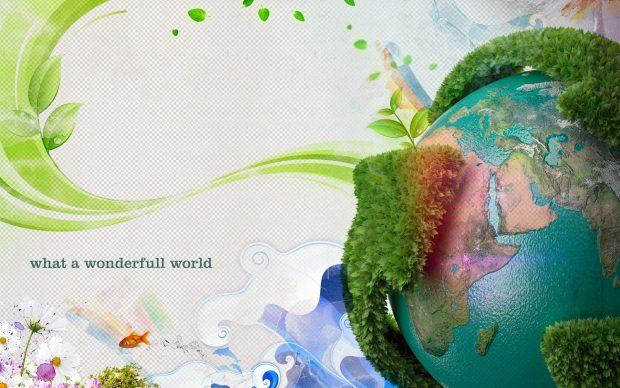 Happy Earth Day Wallpaper 3.