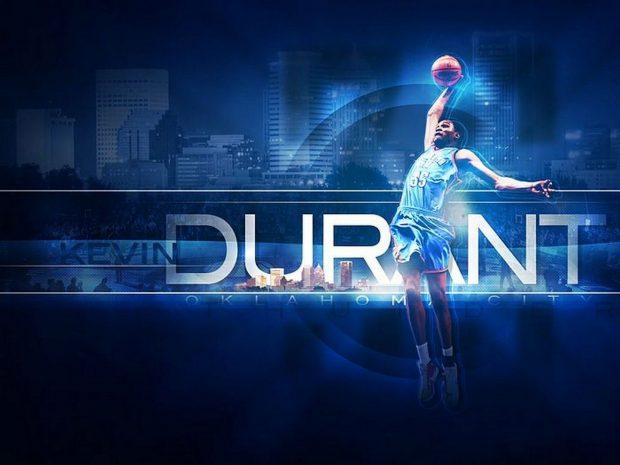 Oklahoma City Thunder Basketball Club Wallpaper 1.