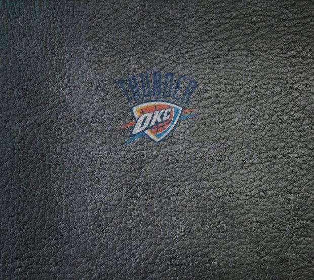 Oklahoma City Thunder Logo Wallpaper 3.