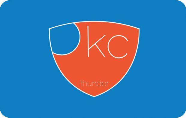 Oklahoma City Thunder Logo Wallpaper 4.