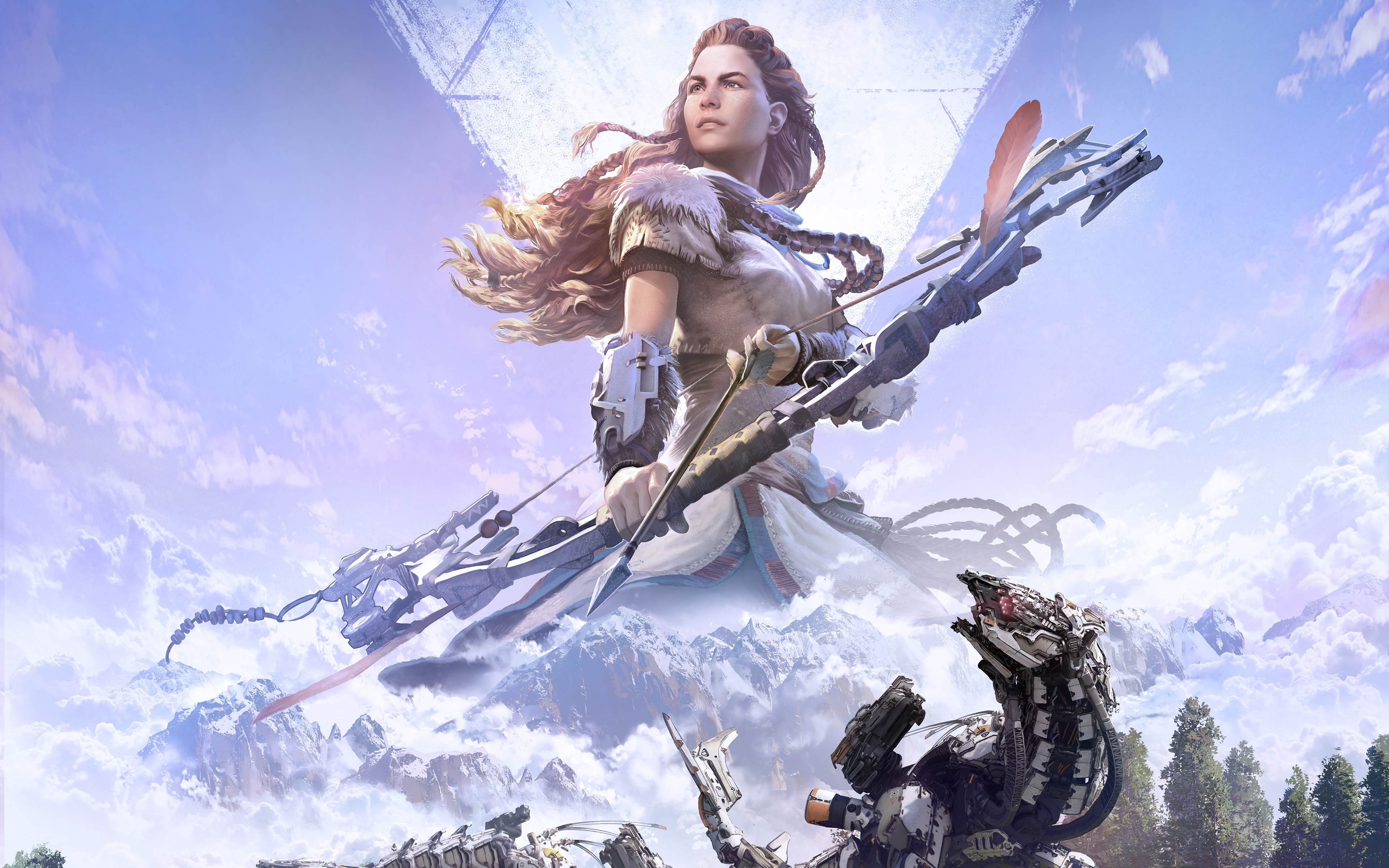 Horizon Zero Dawn Wallpaper HD   PixelsTalk Net Horizon zero dawn complete edition 4k wide pictures