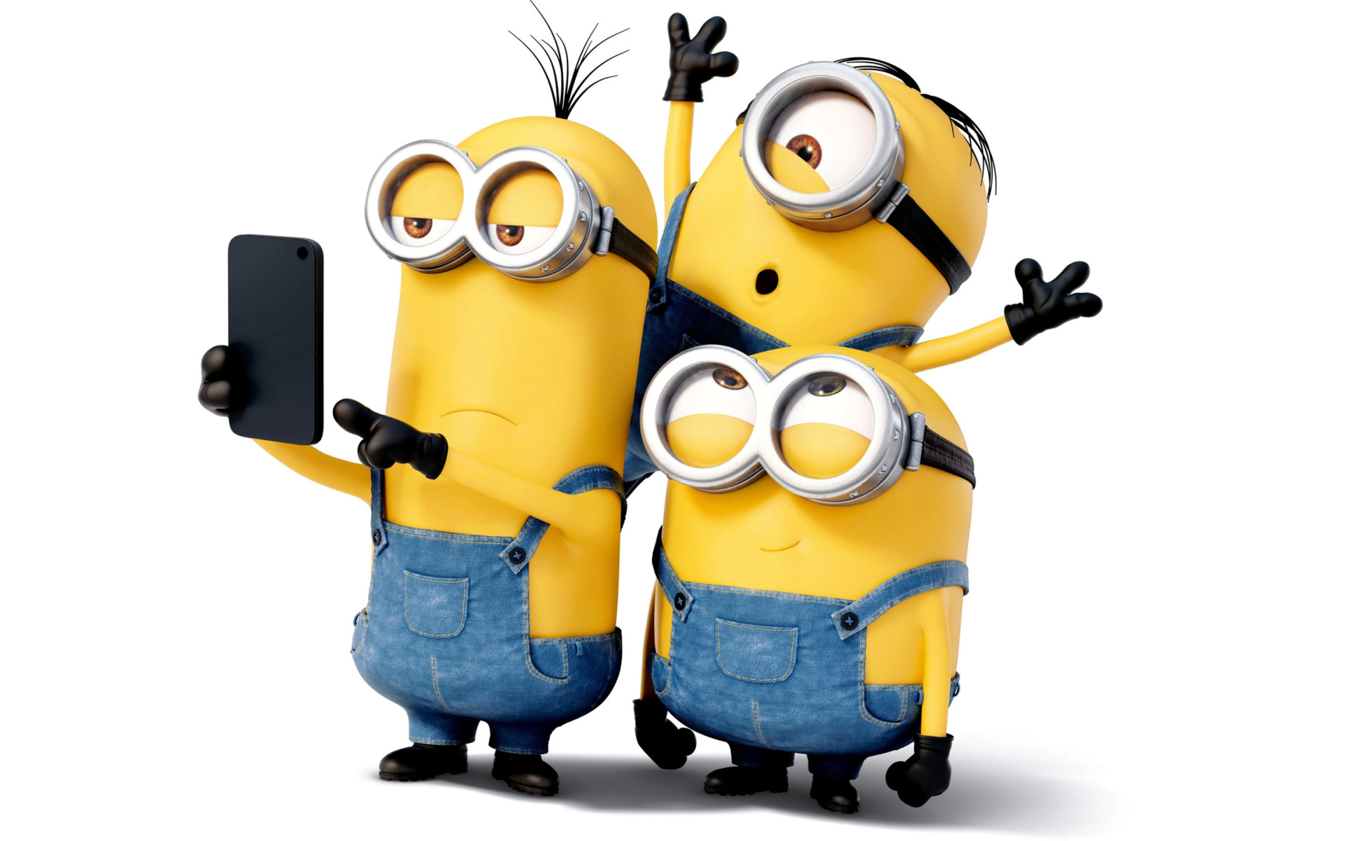 cute minion hd wallpaper download free | pixelstalk
