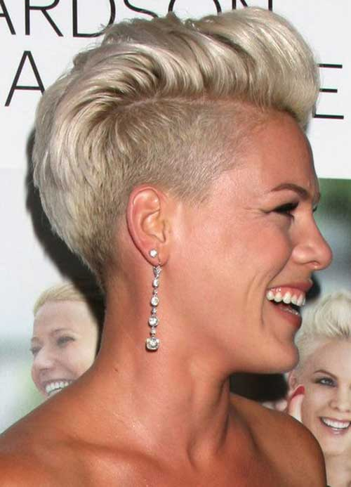 20 Undercut Pixie Cuts For Badass Women Pixie Cut