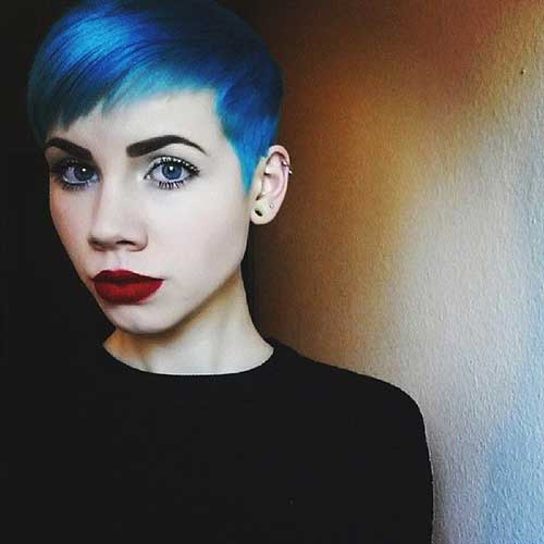 25 Pixie Cuts And Color Pixie Cut 2015