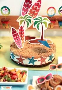 Beach Birthday Party by Pixiebear