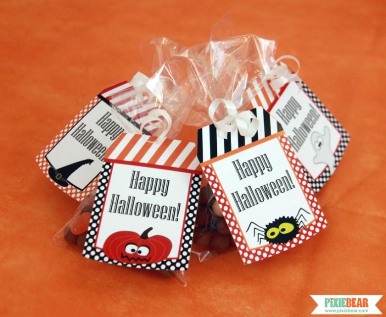 Halloween Tags by Pixiebear