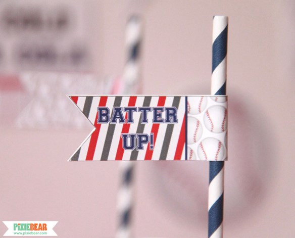 Baseball Birthday Printables by Pixiebear.com