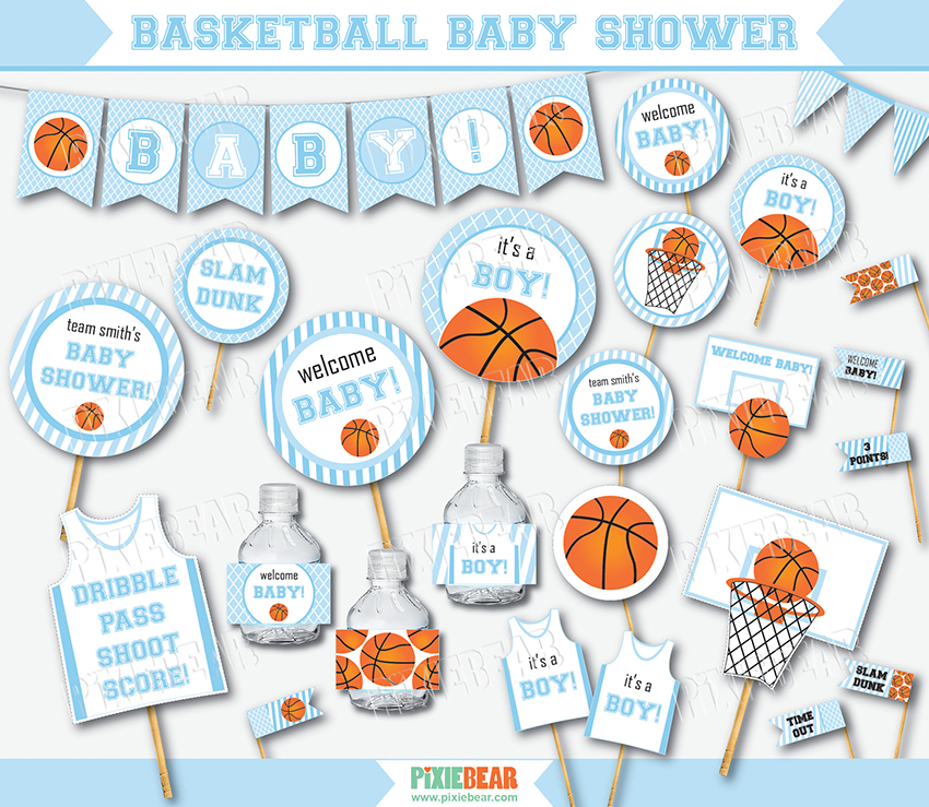 Exceptional Pixiebear Party Printables