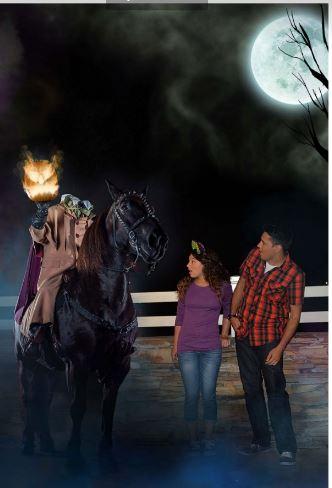 halloweenmagicshothhorseman