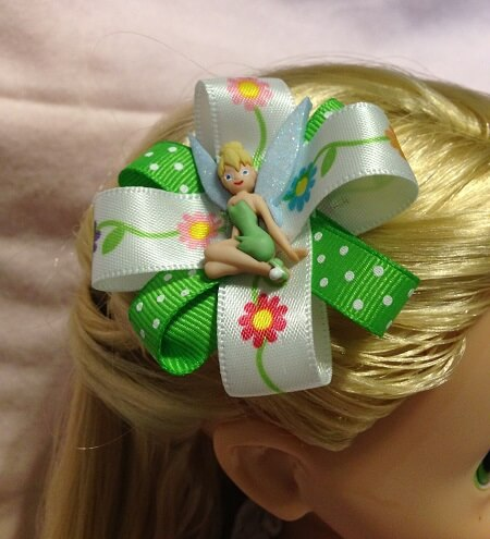 Rapunzel With Fairy Bow.