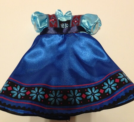Disney Animator Doll Elsa Dress.