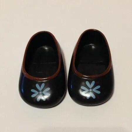 Disney Animator Doll Shoes.