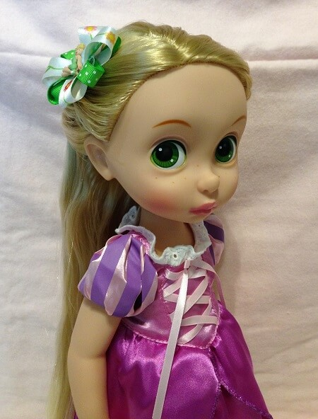 Disney Animator Doll Rapunzel Review.