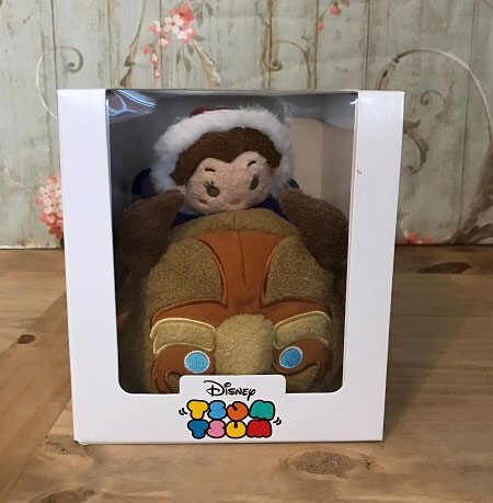 Winter Belle And Beast Tsum Tsum Subscription Box
