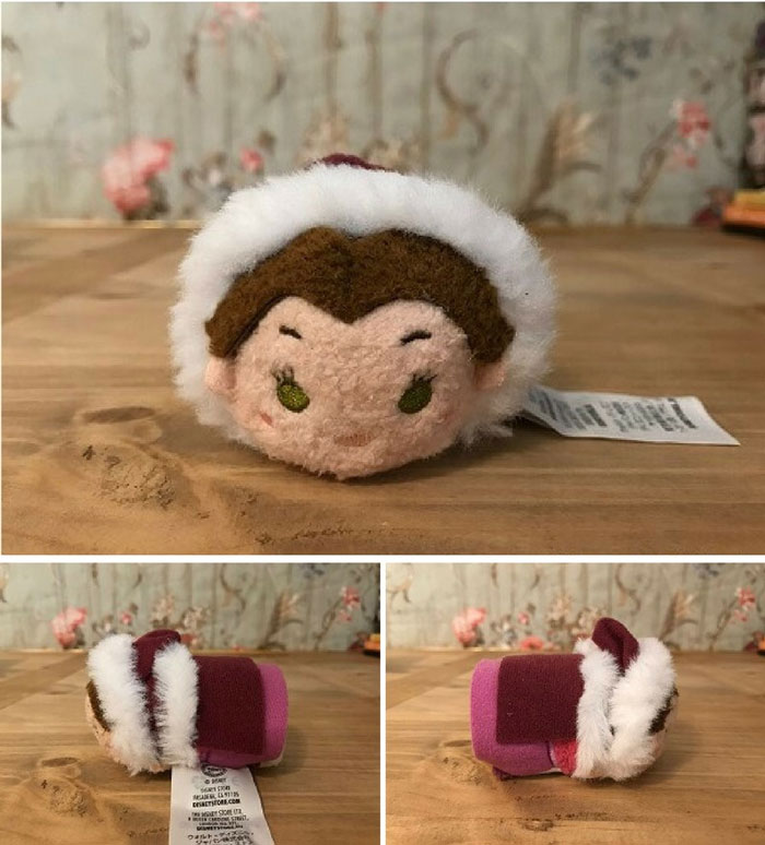 Winter Belle Tsum Tsum