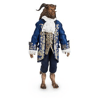 Photo Of Disney Film Collection Doll: The Beast