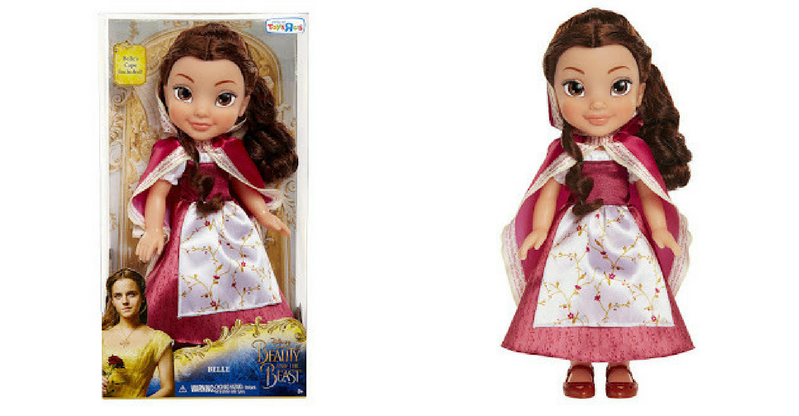 Hasbro Toddler Belle With Red Dress