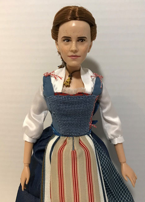Review Of Disney Film Collection Doll Village Belle