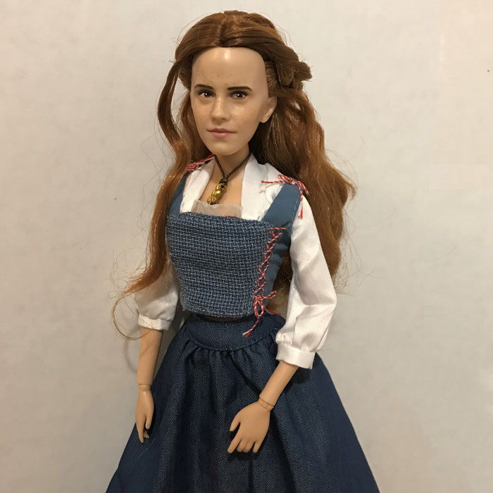 Belle Doll With Washed Hair