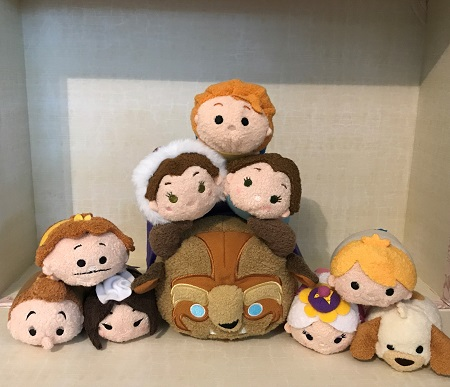 All Of My Beauty And The Beast Tsum Tsums