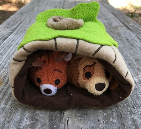 Fox And The Hound Tsum Tsum Subscription Set Review