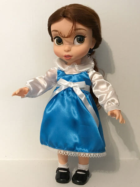 Disney Animator Doll Shoulder Articulation.