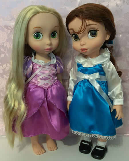 Disney Animator Dolls: Rapunzel And Belle