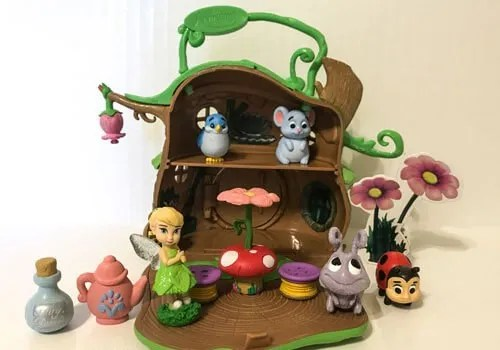 Disney Animators Littles Tinker Bell Playset