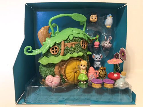 Disney Animators Littles Tinker Bell Playset Review