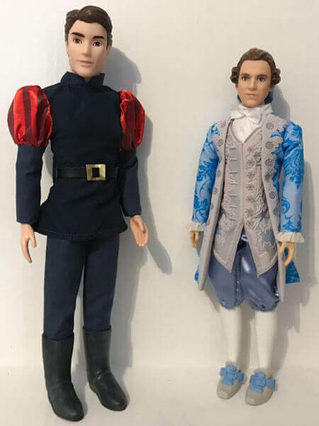 Disney Classic Phillip And Hasbro Prince