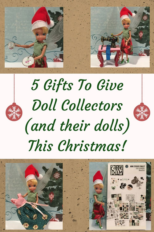 5 Gifts To Give Doll Collectors This Christmas