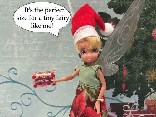 It's The Pefect Size For A Tiny Fairy!