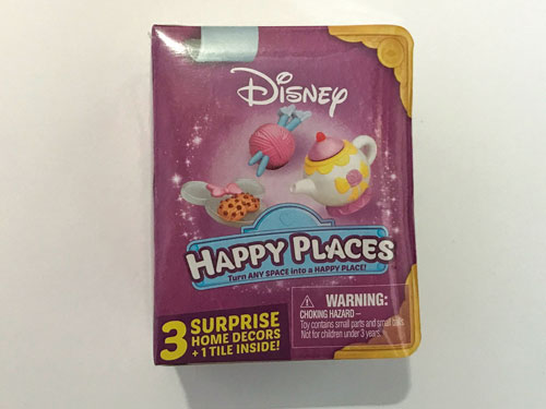 A Reivew Of Disney Shopkins Happy Places Blind Box