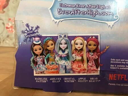 Promo Pic Of Epic Winter Doll Collection