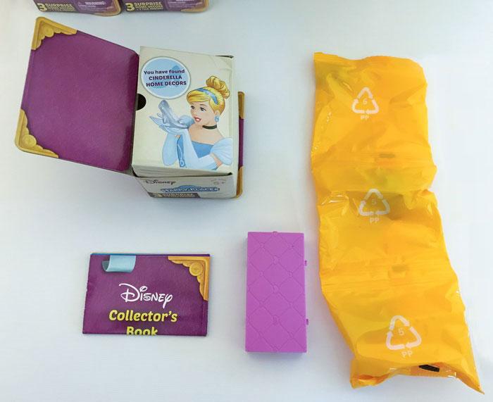Opening Disney Shopkins Blind Boxes