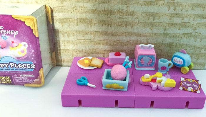 Disney Shopkins Blind Box Items