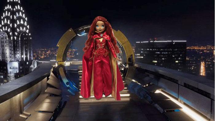 Fan Girl Doll Review: Iron Man