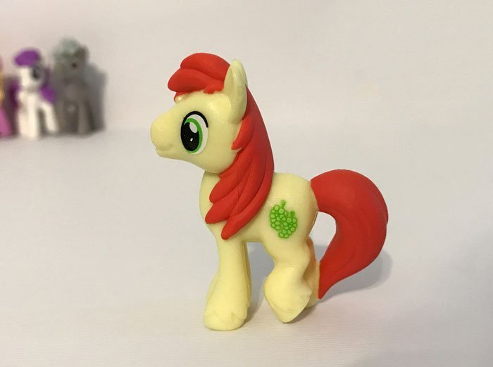 My Little Pony Mini Figure: Don Neigh.