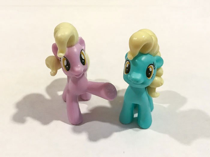My Little Pony Collector Cards Image.