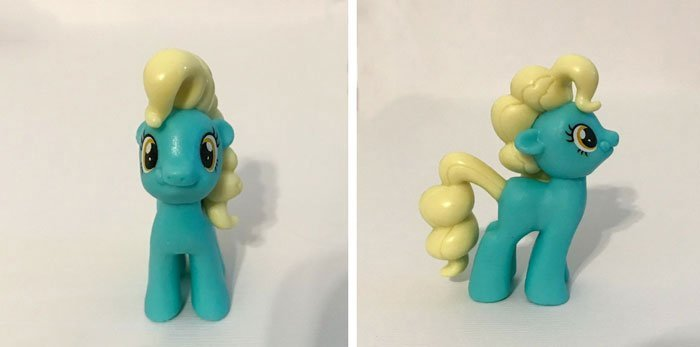 MLP Mini Figure: Mare E. Lynn