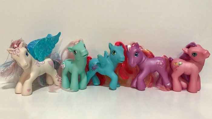 My Little Pony G3 Collection.