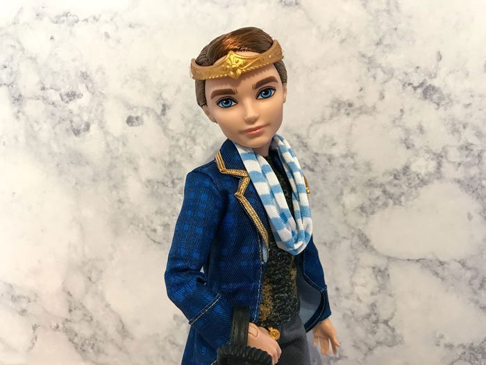 Review of Dexter Charming from Ever After High.