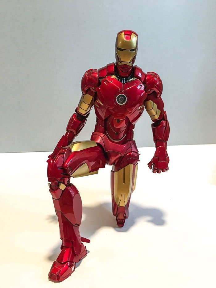 Hot Toys Iron Man Mark IV.
