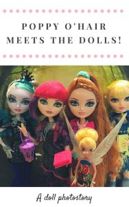 Poppy O'Hair Meets The Dolls Photo Story Cover.