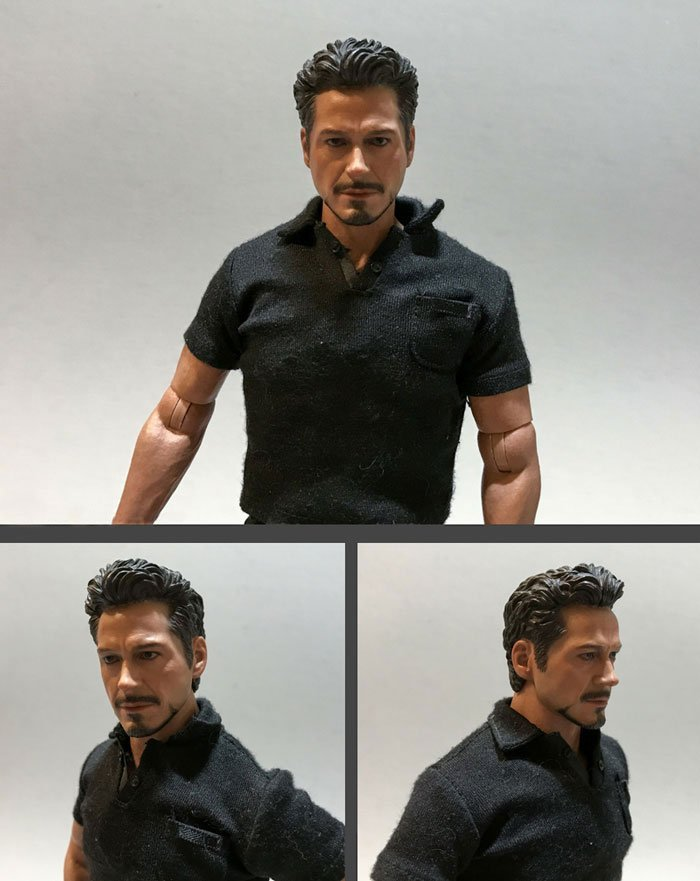 Hot Toys is known for capturing a character's likeness.