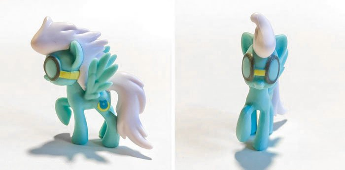 My Little Pony Blind Bag Mini Figure: Fleetfoot.