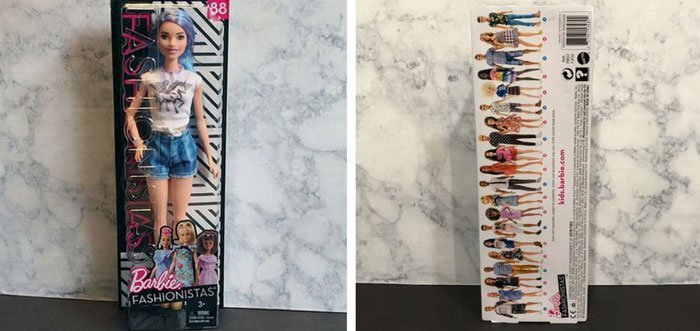 Barbie Fashionista 88 Review.