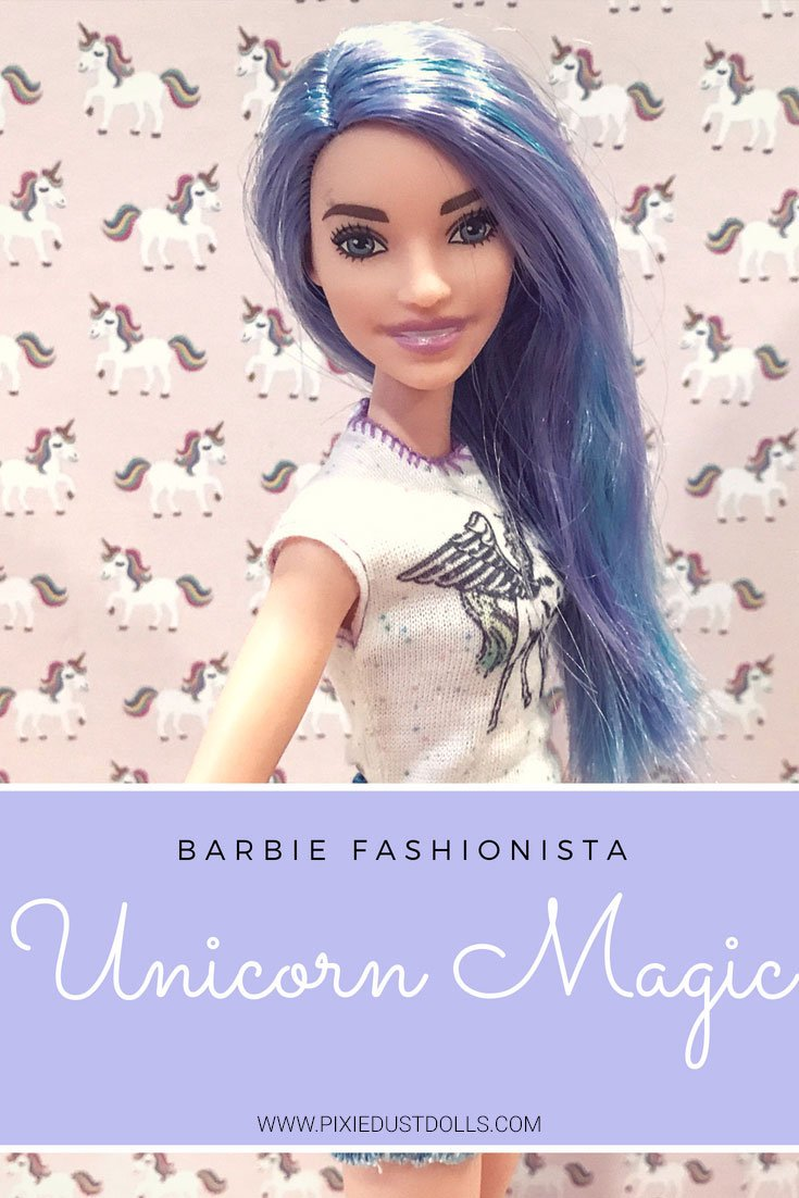 Doll Review: Barbie Fashionista Doll 88.
