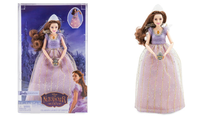 Live-Action Clara doll from the Disney Store.